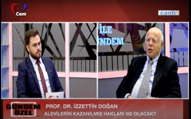 Alevilerin Kazanılmış Hakları Ne Olacak | Prof. Dr. İzzettin Doğan ile Gündem Özel