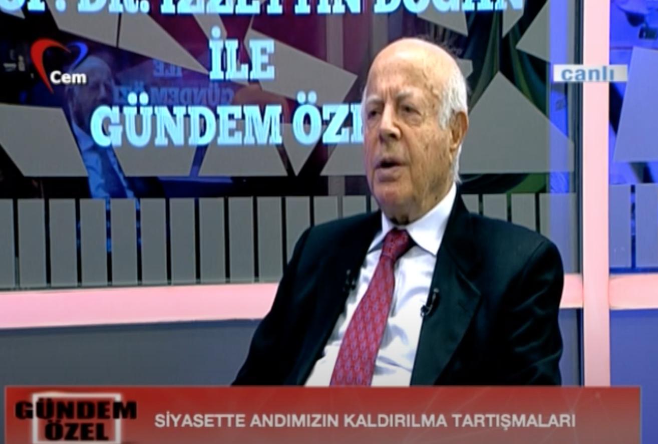 Andımız tartışması | Prof. Dr. İzzettin Doğan ile Gündem Özel