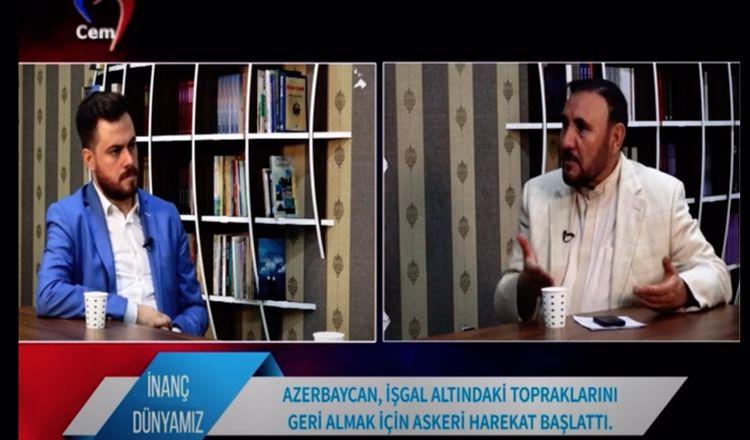 Azerbaycan- Ermenistan Çatışması | Mehti Atam & Selahattin Özgündüz | İnanç Dünyamız