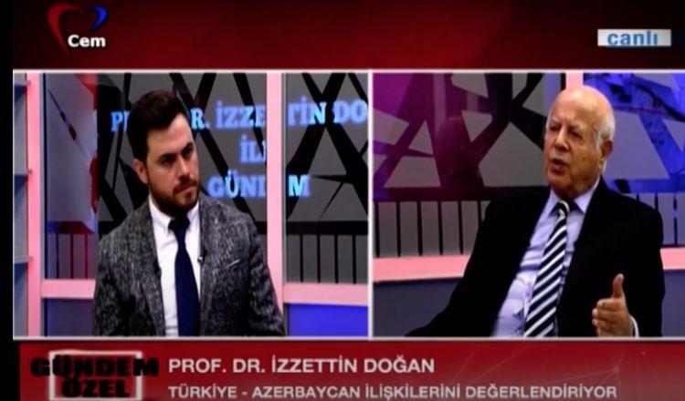 Azerbaycan'ın Alevi İslam İnancına Etkisi | Prof. Dr. İzzettin Doğan ile Gündem Özel
