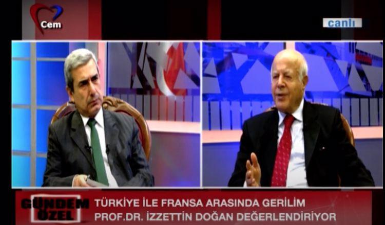 Batı Politikaları Dinsel Fanatizmi Nasıl Körüklüyor? | Prof Dr İzzettin Doğan ile Gündem