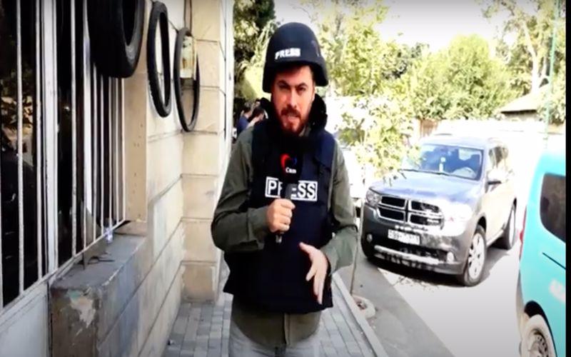Cem TV Azerbaycan Ermenistan Çatışmasının En Şiddetli Noktası Terter'de