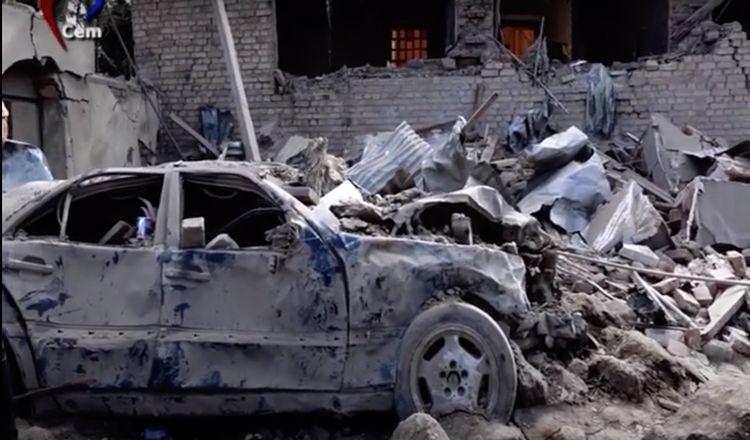 Cem TV ekibi Azerbaycan'ın Gence Şehrine Gitti