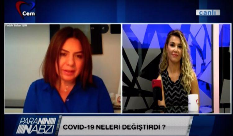 Covid-19 Tüketici Davranışlarını Nasıl Etkiledi | Şevin Ekinci ile Paranın Nabzı | Feride Bahar Işın