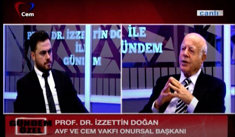 Diyanet İşleri'nin Bütçesi | Prof. Dr. İzzettin Doğan ile Gündem Özel
