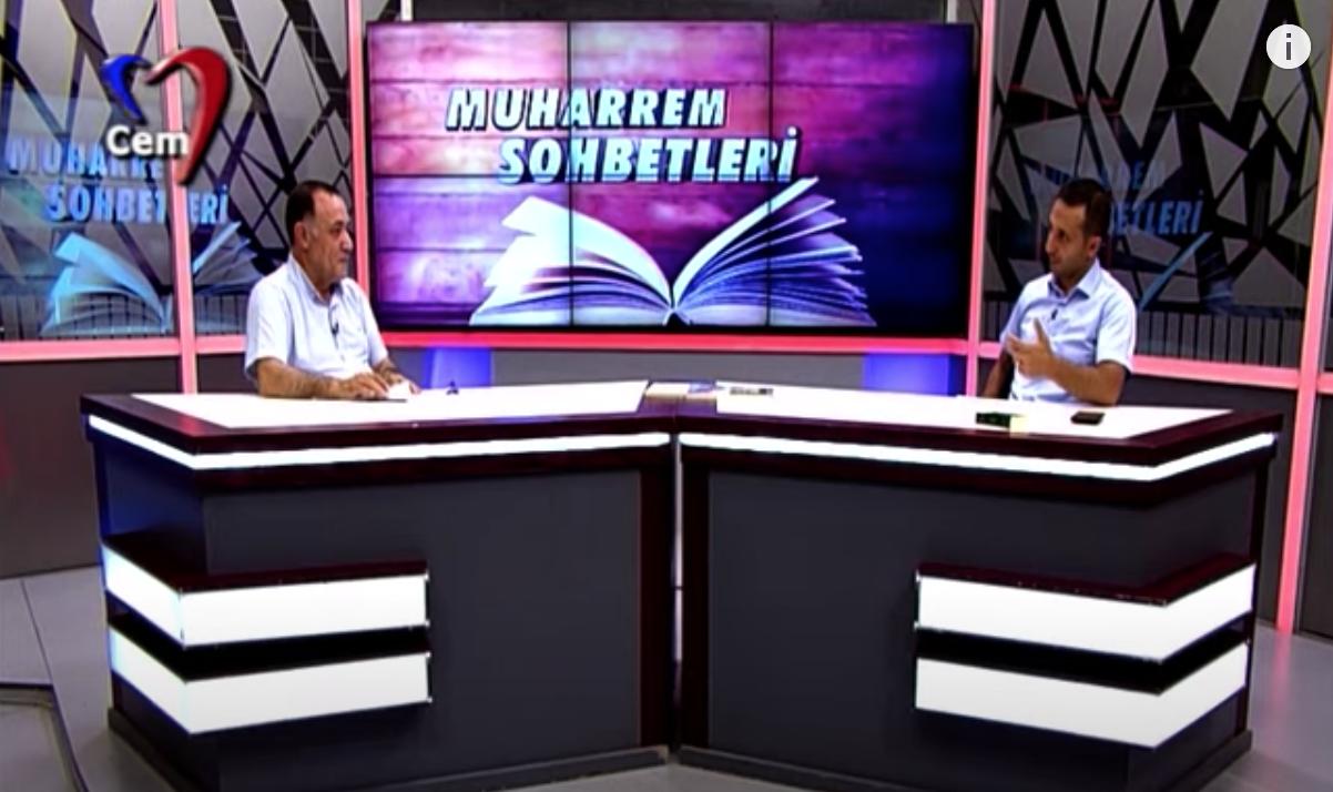 Hünkar Uğurlu ile Muharrem Sohbetleri 12. Gün | Dr. Muzaffer Birdal