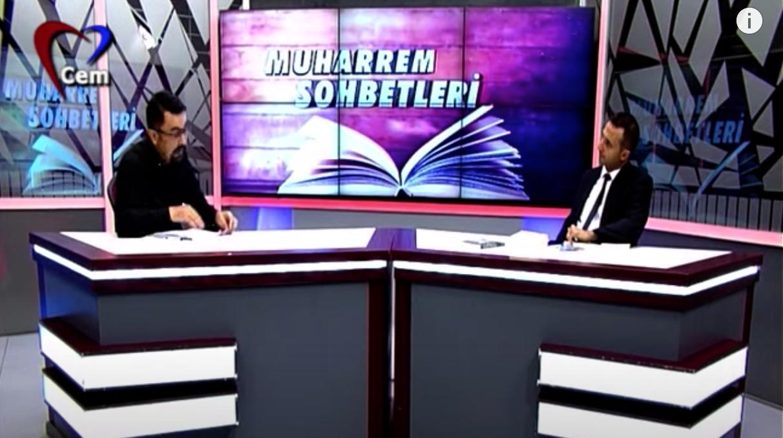 Hünkar Uğurlu ile Muharrem Sohbetleri 6. Gün | Araştırmacı Yazar Aydın Tonga