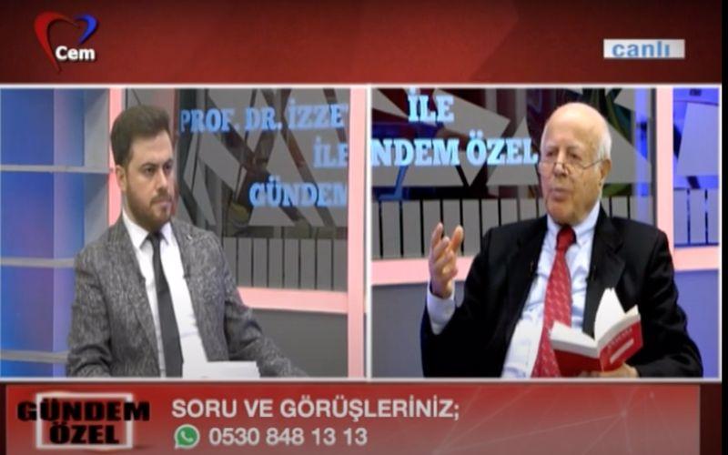 İnsan Hakları Eylem Planı Neler İçeriyor? | Prof. Dr. İzzettin Doğan ile Gündem Özel | Mehdi Atam