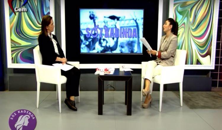 İşgücünde Kadının Yeri | Söz Kadında | Dilek Çınar & DİSK Genel Başkanı Arzu Çerkezoğlu