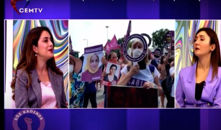 İstanbul Sözleşmesi'nin Kadınlar İçin Önemi | Söz Kadında | Dilek Çınar & Aylin Moralıoğlu