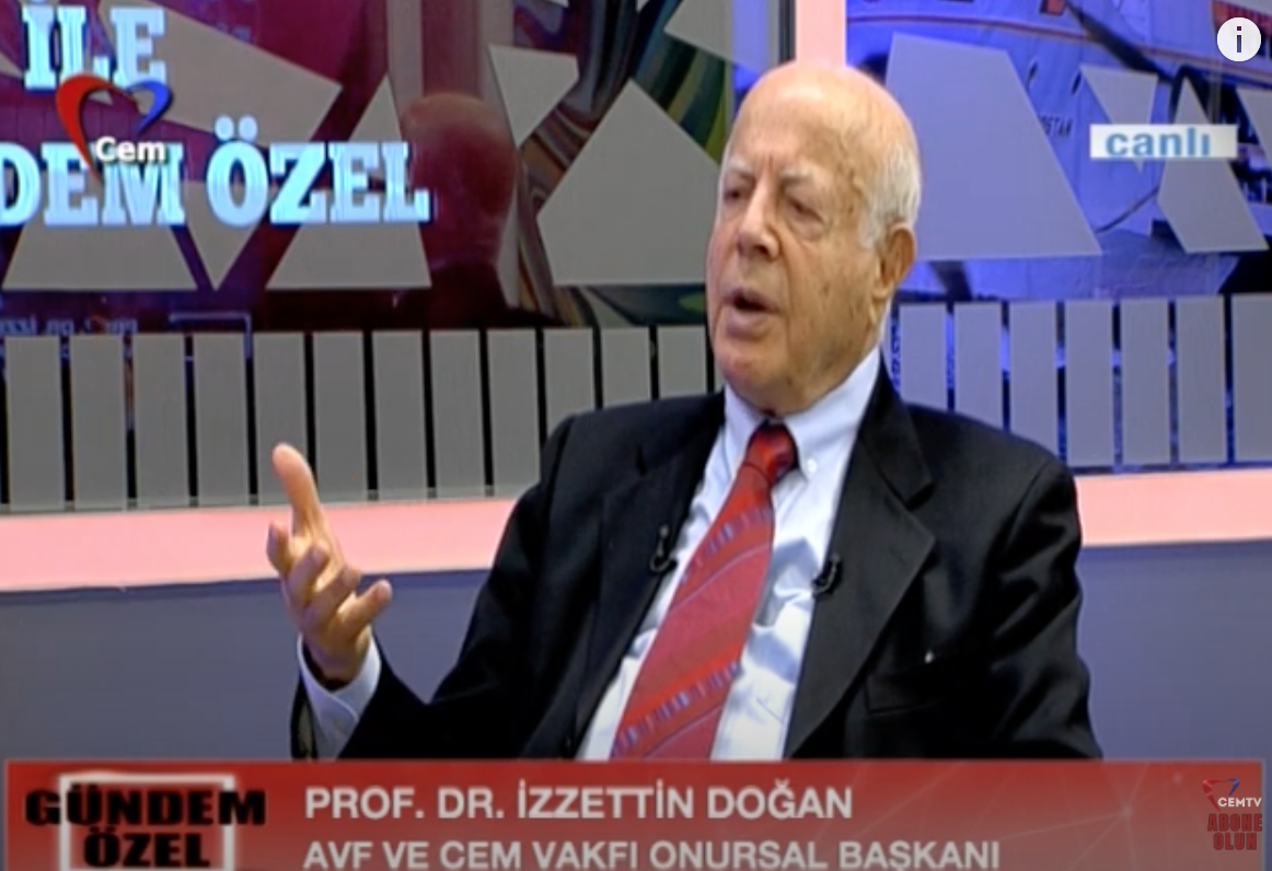 İstanbul Sözleşmesi, TR-AB ilişkileri, CEM Vakfı Genel Kurulu | Prof. Dr. İzzettin Doğan ile Gündem Özel