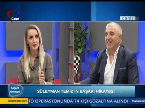 Nihal Coşkun'la Başarı Hikayeleri // Süleyman Temiz (08 Haziran 2020)