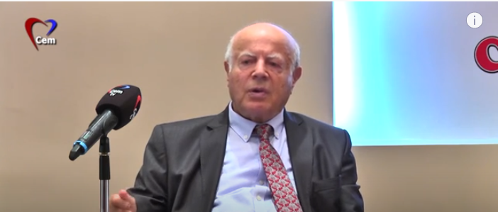 Prof. Dr. İzzettin Doğan | Cem Vakfı Yönetim Kurulu Toplantısı
