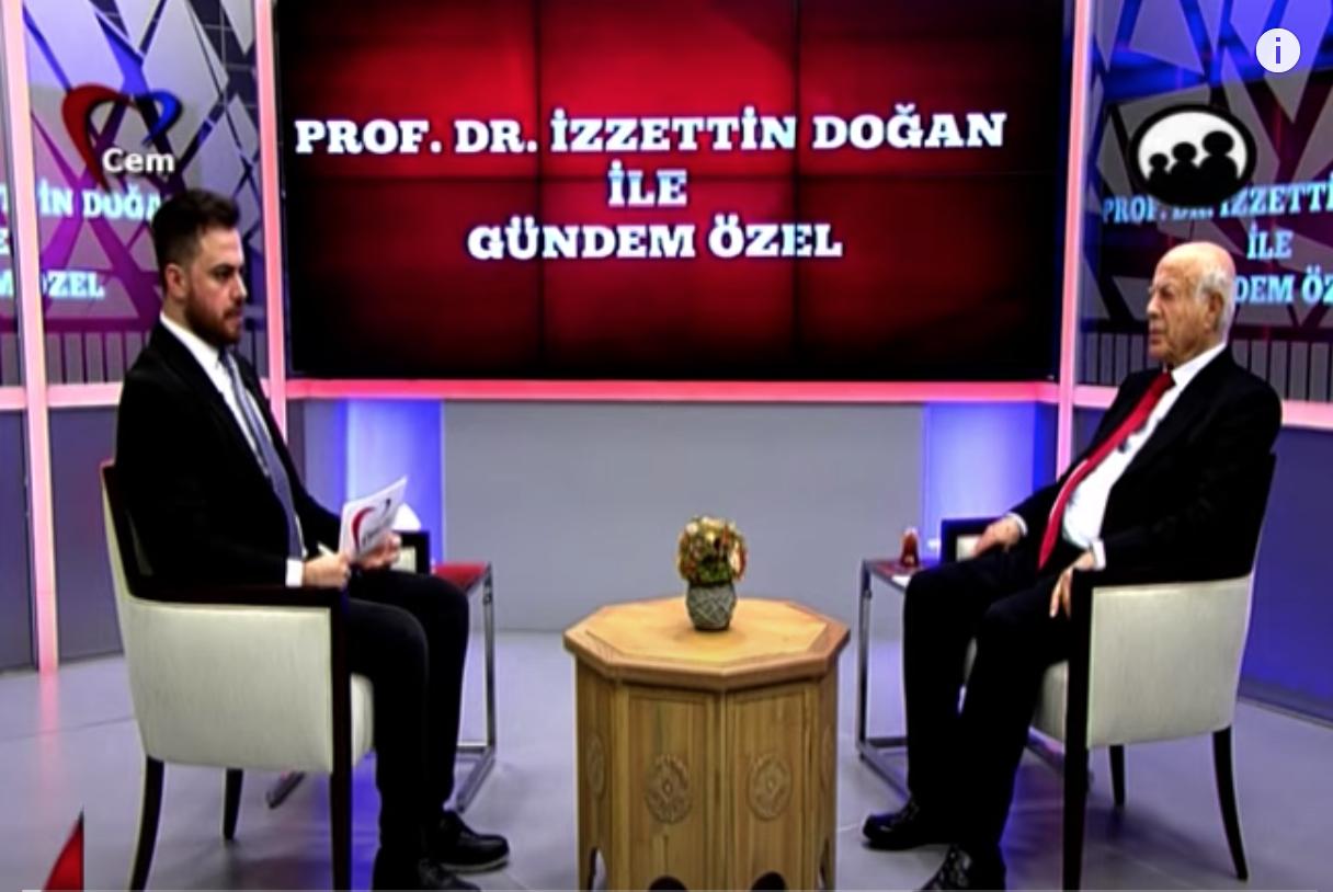 Prof. Dr. İzzettin Doğan ile Gündem Özel | Anayasa Tartışmaları