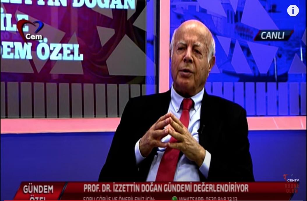 Prof. Dr. İzzettin Doğan ile Gündem Özel | Laiklik Tartışmaları ve Diyanet'in Yapısı