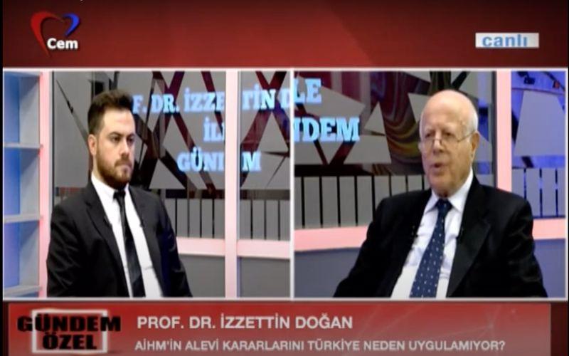 Prof. Dr. İzzettin Doğan ile Gündem Özel | Mehti Atam