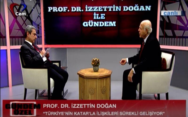 Prof. Dr. İzzettin Doğan ile Gündem Özel | Türkiye & Katar İlişkileri