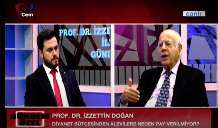 Prof. Dr. İzzettin Doğan ile Gündem Özel | Türkiye Bir Afrika Ülkesi Değil!