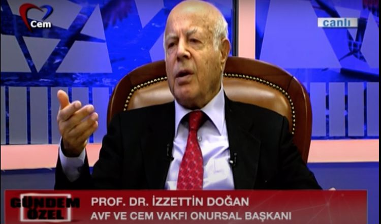 Prof. Dr. İzzettin Doğan ile Gündem Özel | Türkiye'nin En Zayıf Noktalarından Biri Dış Politikası