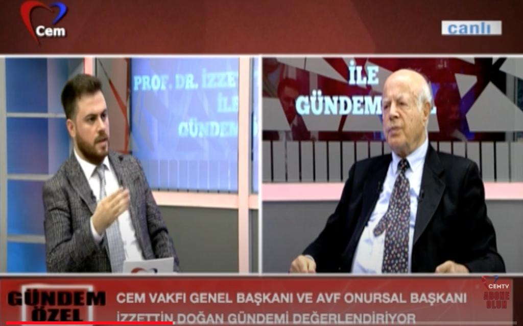 Prof. Dr. İzzettin Doğan Sedat Peker'in İddialarını değerlendirdi