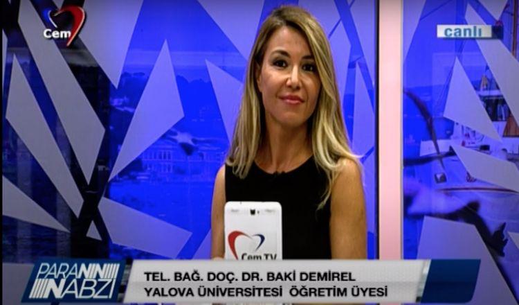 Şevin Ekinci ile Paranın Nabzı | Berat Albayrak Yeni Ekonomi Programı | Doç Dr. Baki Demirel