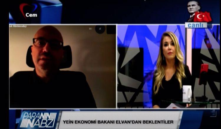 Şevin Ekinci ile Paranın Nabzı | Ekonomist Haluk Bürümcekçi