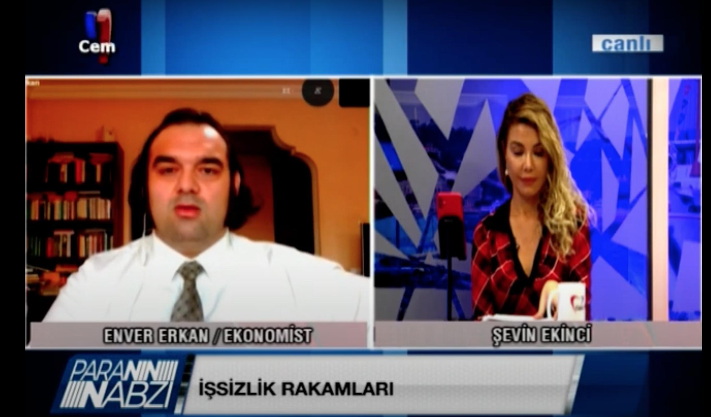 Şevin Ekinci ile Paranın Nabzı | TCBM'den Yeni Hamle | Ekonomist Enver Erkan
