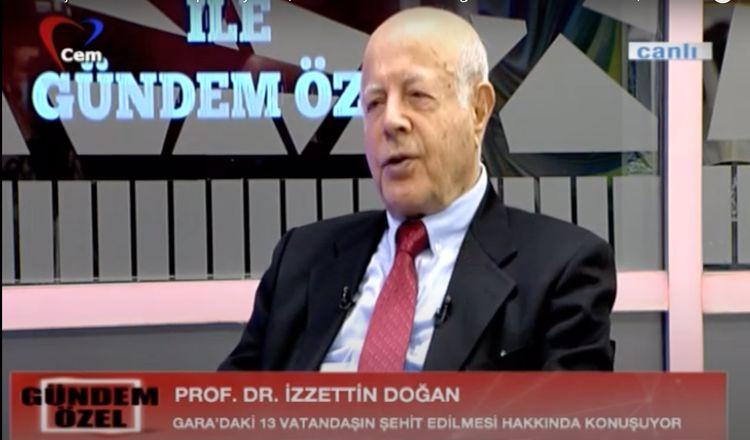 Türkiye ABD İlişkileri ve Gara Operasyonu | Prof. Dr. İzzettin Doğan ile Gündem Özel