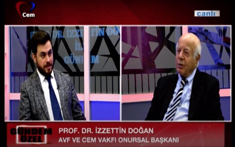 Türkiye Fransa İlişkileri | Prof. Dr. İzzettin Doğan ile Gündem Özel | Mehti Atam