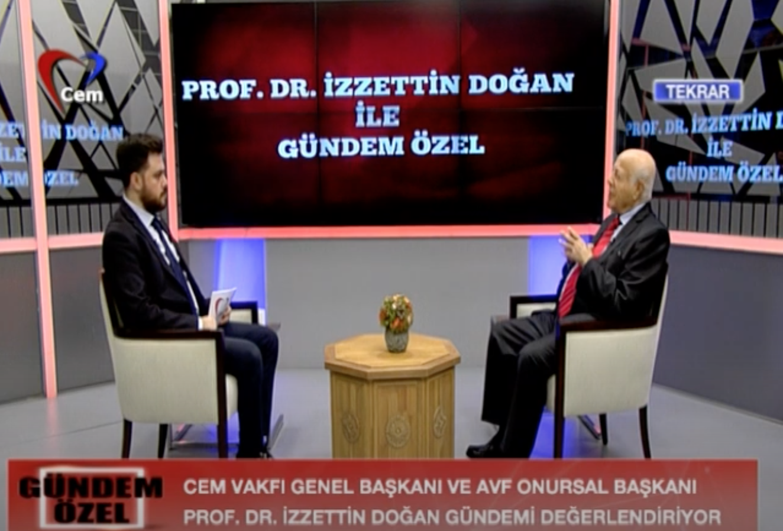 Türkiye Montrö Boğazlar Sözleşmesinden Çekilecek Mi? | Prof. Dr. İzzettin Doğan ile Gündem Özel