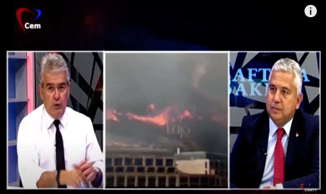 Türkiye'nin Ciğerleri Yanıyor! | Arif Kızılyalın ile Haftaya Bakış | Süheyl Batum