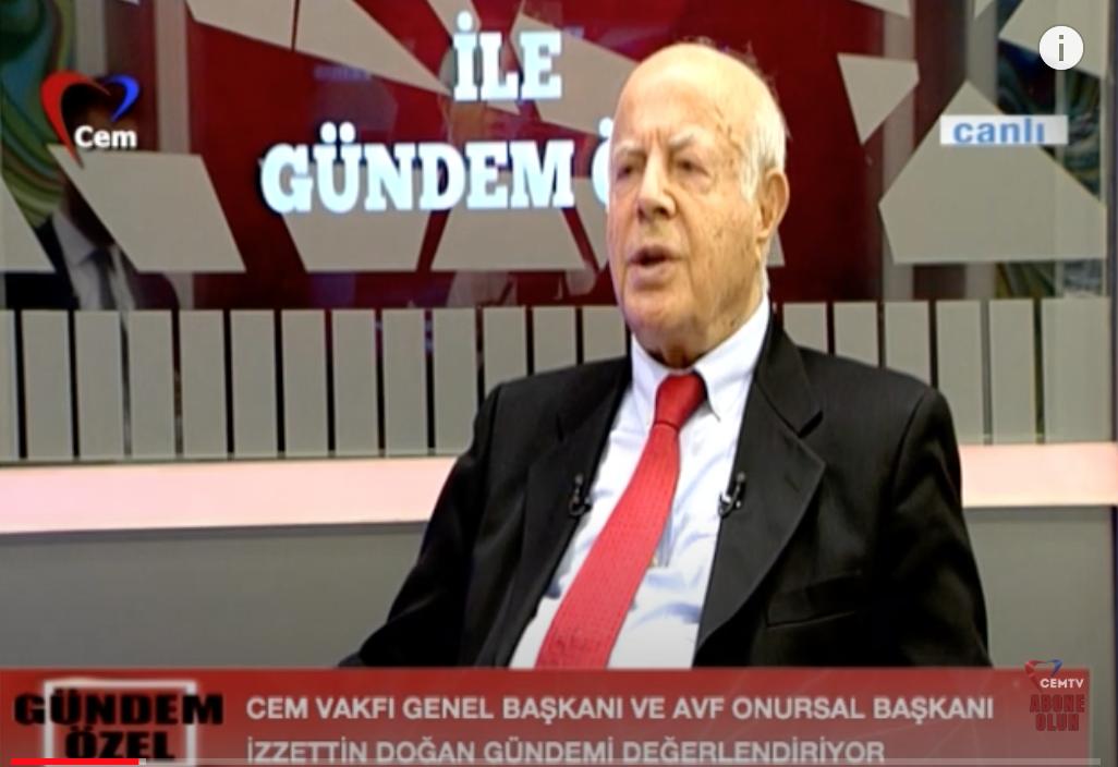 Yeni Anayasa Çalışmalarında Alevilerin Beklentileri | Prof. Dr. İzzettin Doğan ile Gündem Özel